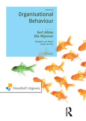 Organisational Behaviour book cover