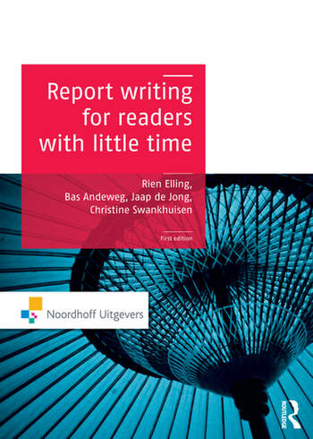 Report Writing for Readers with Little Time book cover