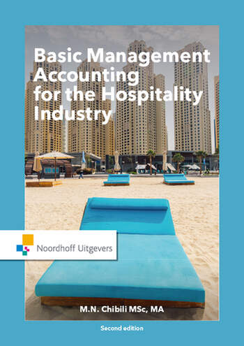 Basic Management Accounting for the Hospitality Industry book cover