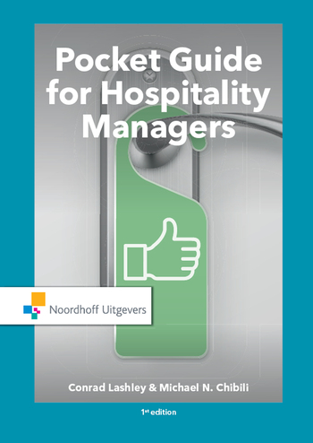 Pocket Guide for Hospitality Managers book cover
