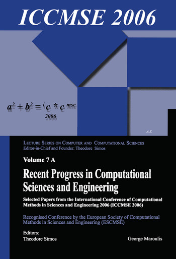 Recent Progress in Computational Sciences and Engineering (2 vols) book cover
