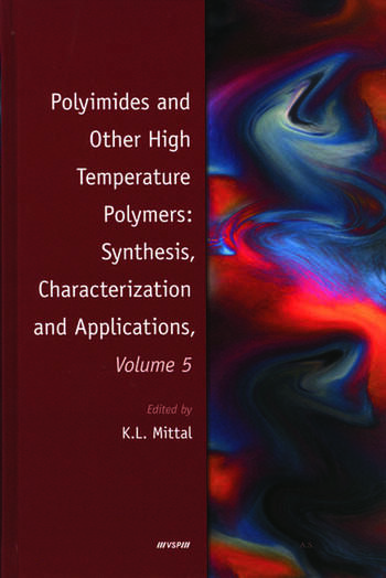 Polyimides and Other High Temperature Polymers: Synthesis, Characterization and Applications, Volume 5 book cover