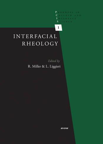 Interfacial Rheology book cover