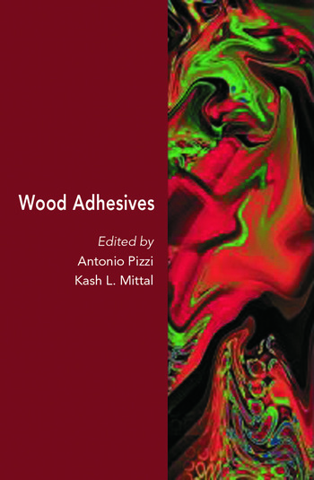 Wood Adhesives book cover