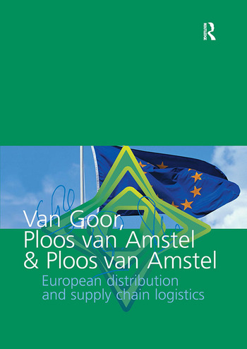 European Distribution and Supply Chain Logistics book cover