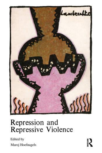 Repression and Repressive Violence book cover