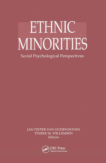 Ethnic Minorities book cover