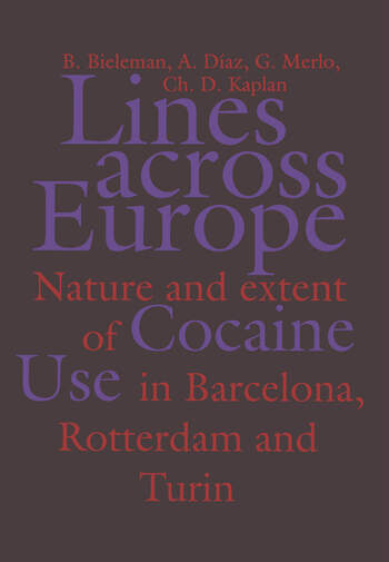 Lines Across Europe book cover