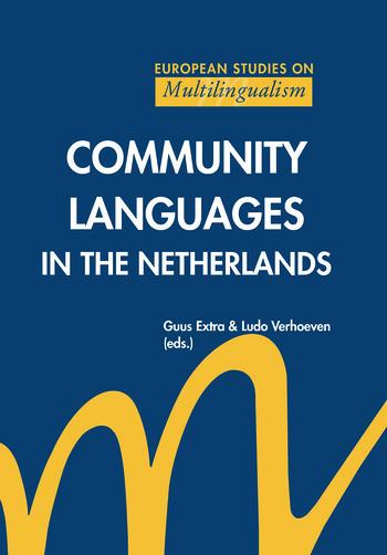 Community Languages in the Netherlands book cover