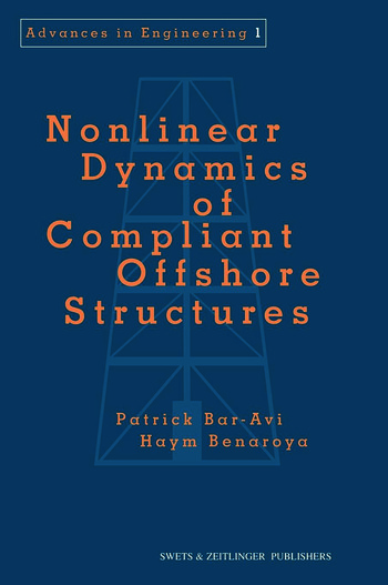Nonlinear Dynamics of Compliant Offshore Structures book cover