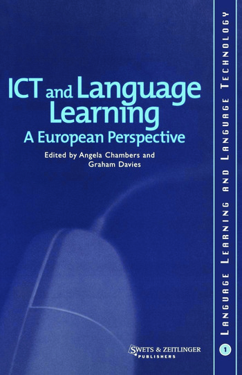 ICT and Language Learning: a European Perspective book cover