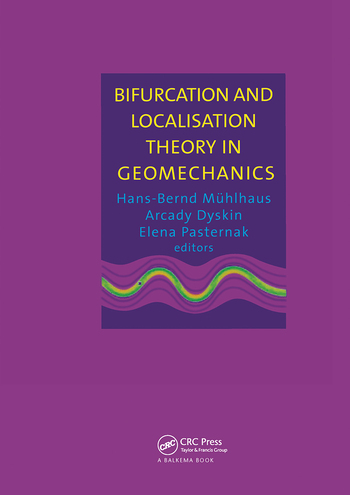 Bifurcation and Localisation Theory in Geomechanics book cover