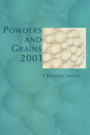 Powder and Grains 2001 book cover