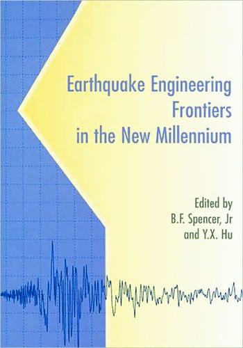 Earthquake Engineering Frontiers in the New Millennium book cover