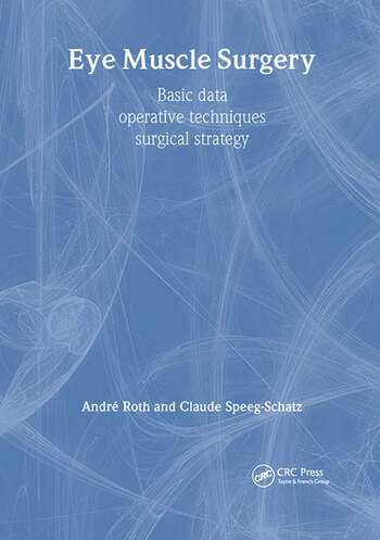 Eye Muscle Surgery: Basic Data book cover