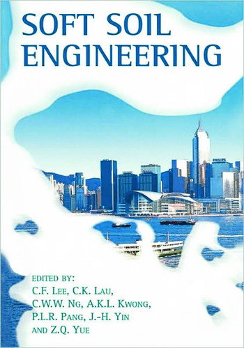 Soft Soil Engineering book cover