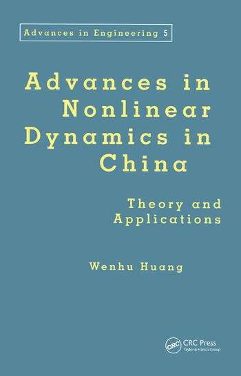 Advances in Nonlinear Mechanics in China book cover