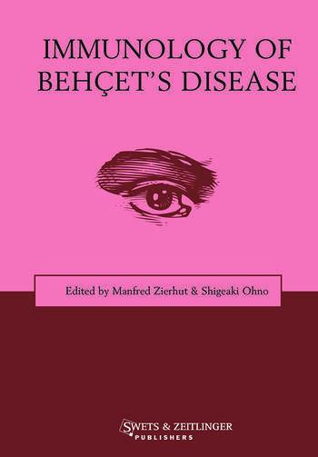 Immunology of Behçet's Disease book cover