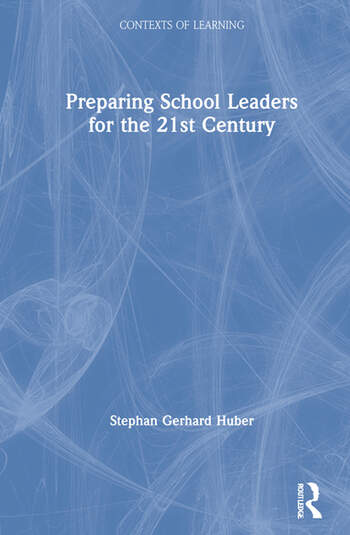 Preparing School Leaders for the 21st Century book cover