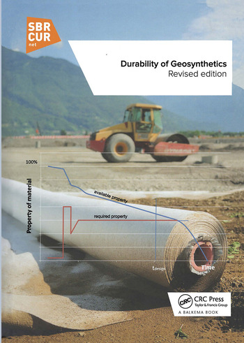 Durability of Geosynthetics, Second Edition book cover