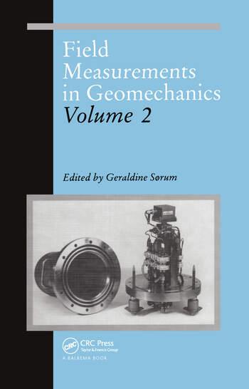 Field Measurem Geomech V2 book cover