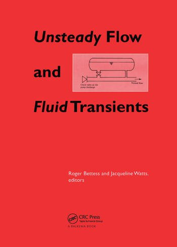 Unsteady Flow and Fluid Transients book cover
