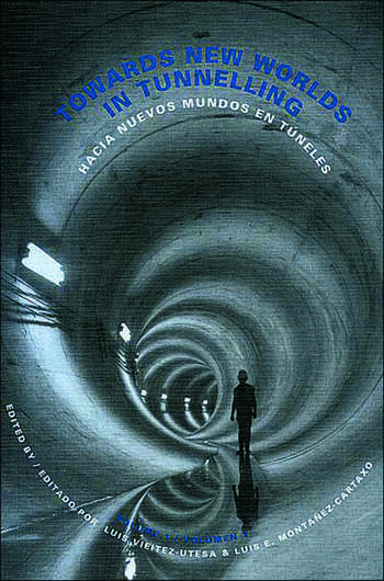 Towards New Worlds in Tunnelling, Volume 1 book cover