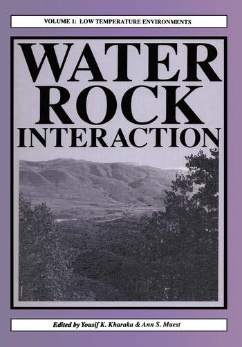 Water-Rock Interaction Wri7 - book cover