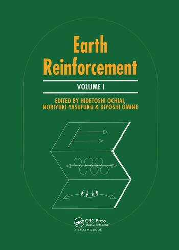 Earth reinforcement practice, volume 2 Proceedings of the international symposium, Fukuoka, Kyushu, 11-13 November 1992, 2 volumes book cover