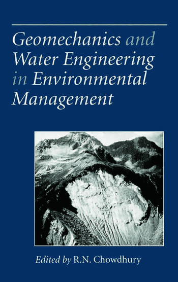 Geomechanics and Water Engineering in Environmental Management book cover
