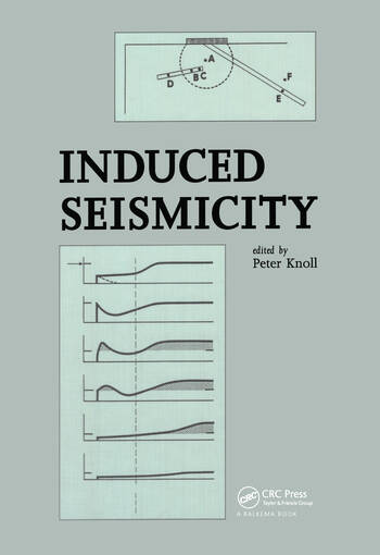 Induced Seismicity book cover
