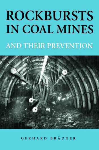 Rockbursts in Coal Mines and Their Prevention book cover