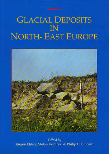 Glacial Deposits in Northeast Europe book cover