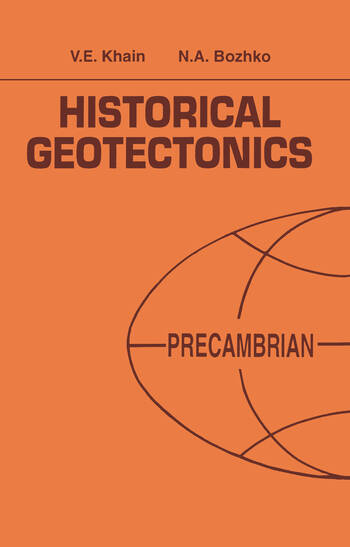Historical Geotectonics - Precambrian Russian Translations Series 116 book cover