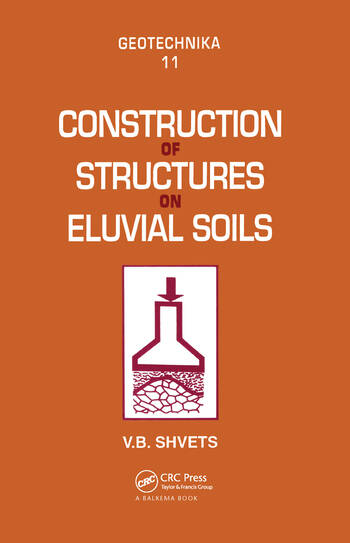 Construction of Structures on Eluvial Soils book cover