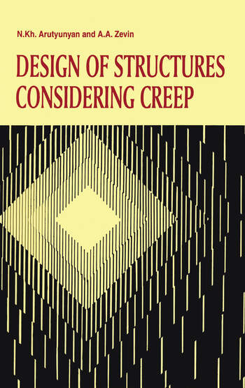 Design of Structures Considering Creep book cover