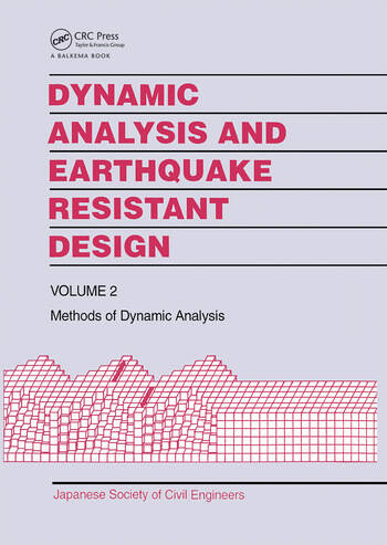 Dynamic Analysis and Earthquake Resistant Design book cover