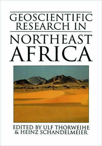 Geoscientific Research in Northeast Africa book cover