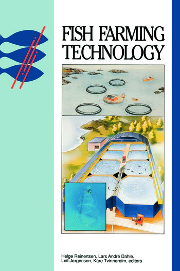 Fish Farming Technology book cover