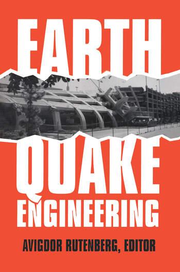 Earthquake Engineering Proceedings of the 17th European regional seminar, Haifa, 5-10 September 1993 book cover