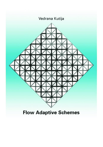 Flow Adaptive Schemes book cover