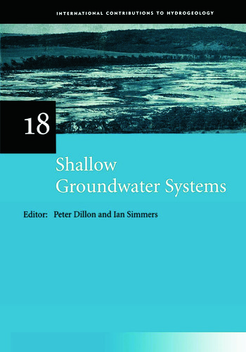 Shallow Groundwater Systems IAH International Contributions to Hydrogeology 18 book cover