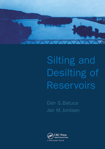 Silting and Desilting of Reservoirs book cover