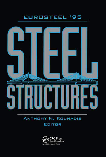 Steel Structures- EUROSTEEL '95 Proceedings of the 1st European conference, Athens, 18-20 May 1995 book cover