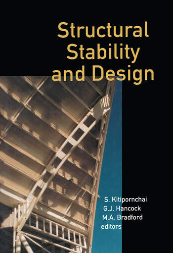 Structural Stability and Design Proceedings of an international conference, Sydney, 30 October - 1 November 1995 book cover