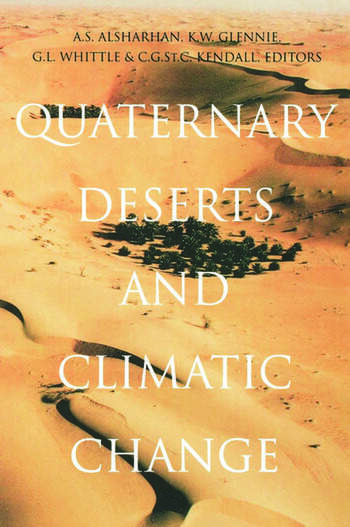 Quaternary Deserts and Climatic Change book cover