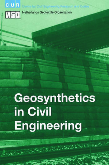 Geosynthetics in Civil Engineering book cover