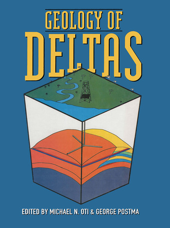 Geology of Deltas book cover