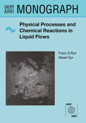 Physical Processes and Chemical Reactions in Liquid Flows book cover