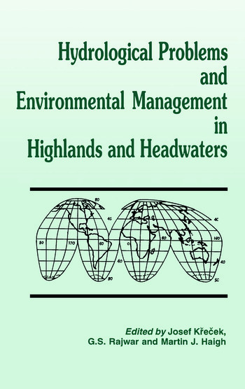 Hydrological Problems and Environmental Management in Highlands and Headwaters book cover